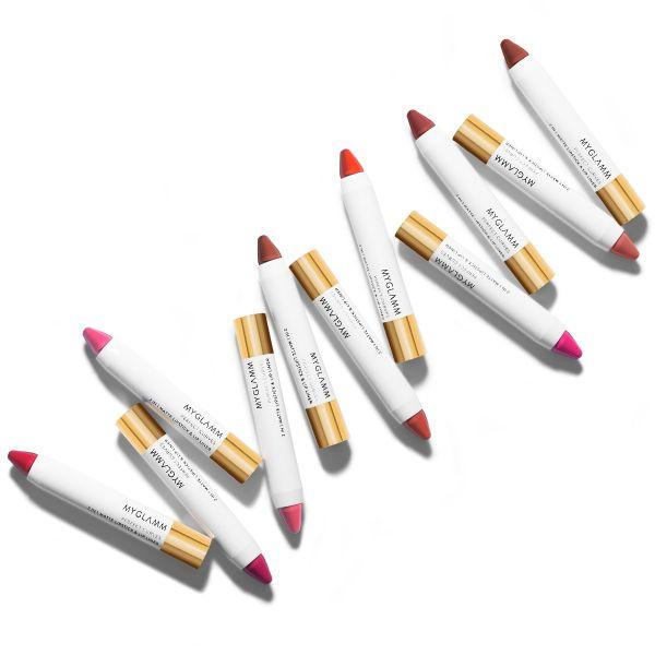 Perfect Curves - Matte Lipstick Shades