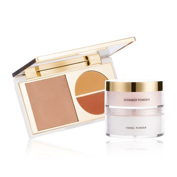 Makeup Kit - Flawless Finish Light - Total Makeover FF Cream with Glow to Glamour