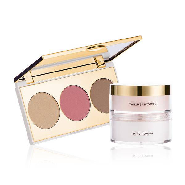 Makeup Kit - Complete The Look Game Face - Glow to Glamour with Chisel It - Game Face