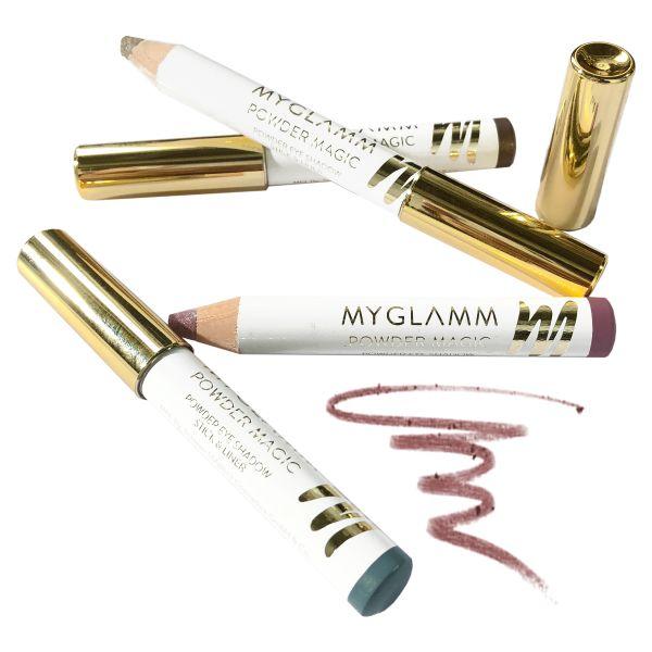 Powder Magic - Eyeshadow Stick & Liner