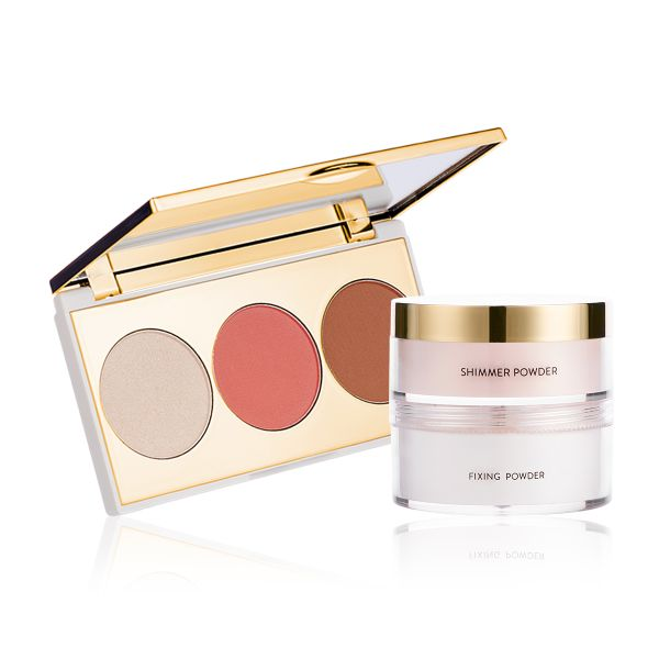 Makeup Kit - Complete The Look Show Stopper - Glow to Glamour with Chisel It - Game Face
