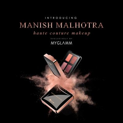 Manish Malhotra Eyeshadow Palettes