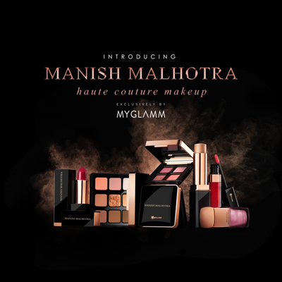 Makeup & Cosmetic Products Collection By Manish Malhotra