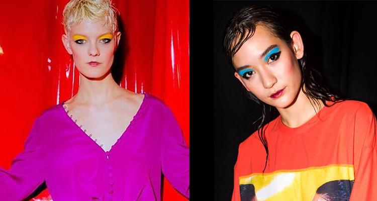 Adam Selman's show Models