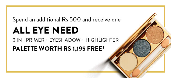 Get All Eye Need Palette Worth Rs 1195