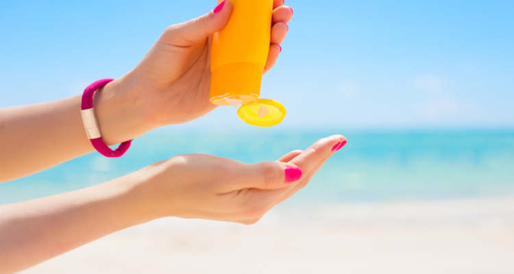 Choose the sunscreen with the highest SPF