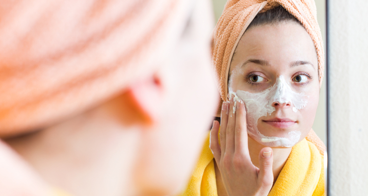 You can remove blackheads with scrubbing