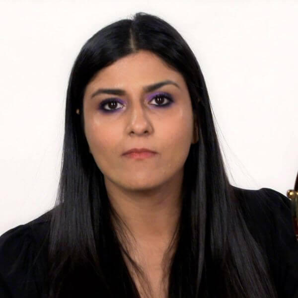 Namrata Soni's Ultra-Violet Eye Makeup Look