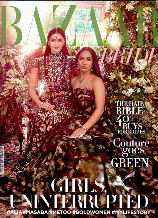 Harper's Bazaar Bride November 2017