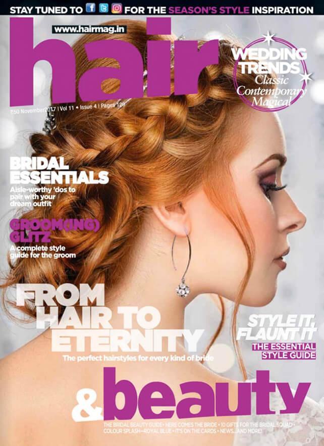 Hair Magazine November 2017