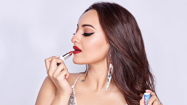 Perfect Your HD Beauty Game Like Sonakshi Sinha With MyGlamm's New POSE HD Makeup