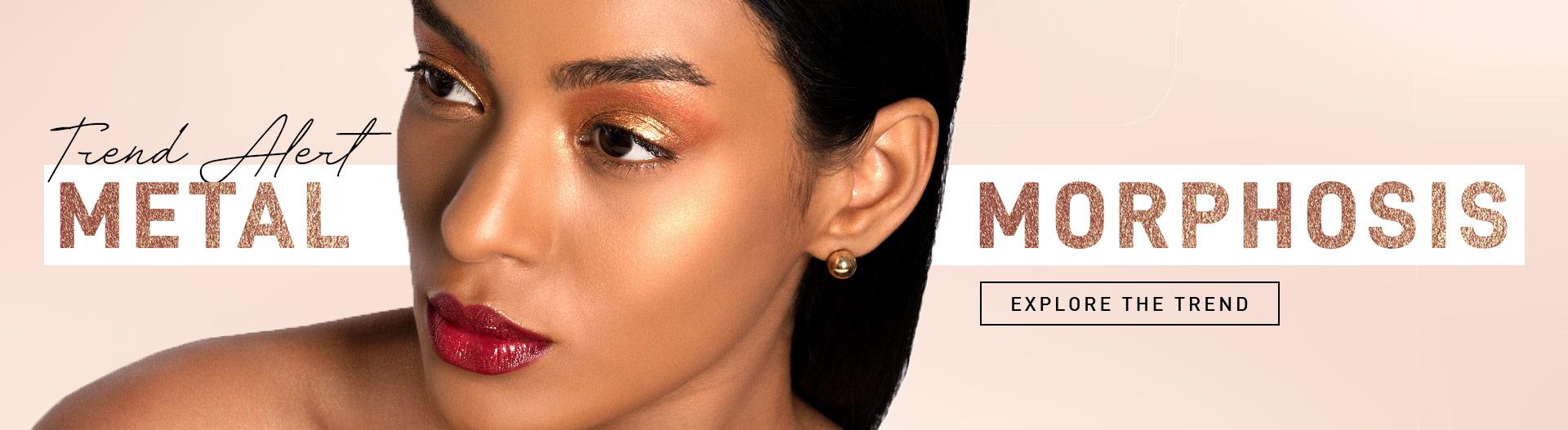 Metal-Morphosis Makeup Collection
