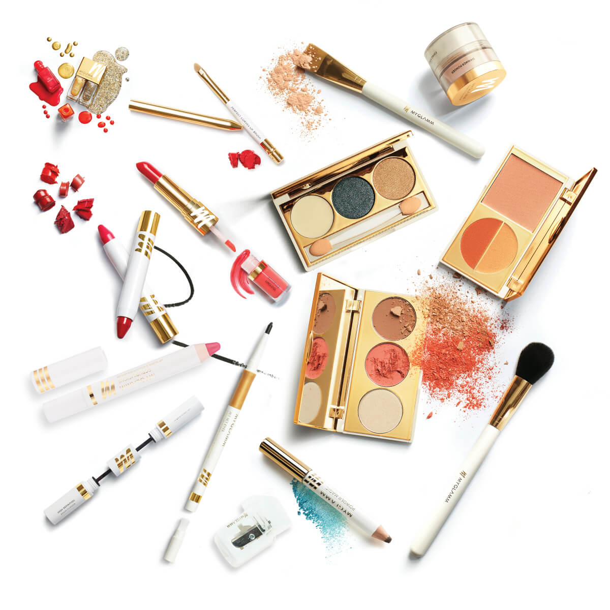 Platinum Makeup Kit