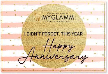 MyGlamm Anniversary Gift Card