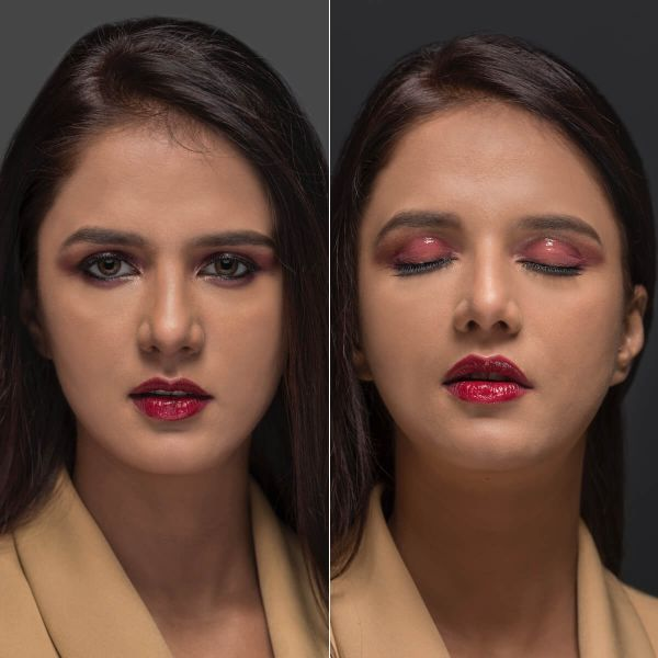 Shipra Khanna's Glossy Eyes Makeup Look