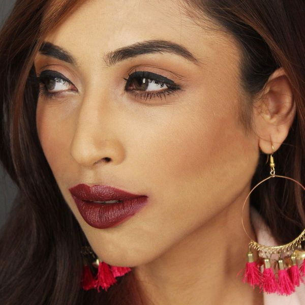 Makeup Look Inspired By Sonam Kapoor