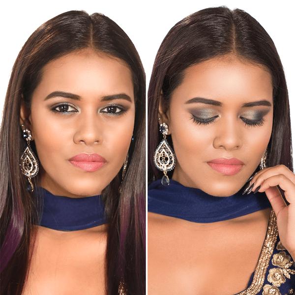 Glamorous Eye Makeup Look  for Eid