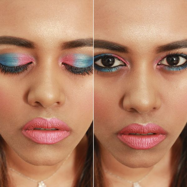 Eye Candy Makeup Look