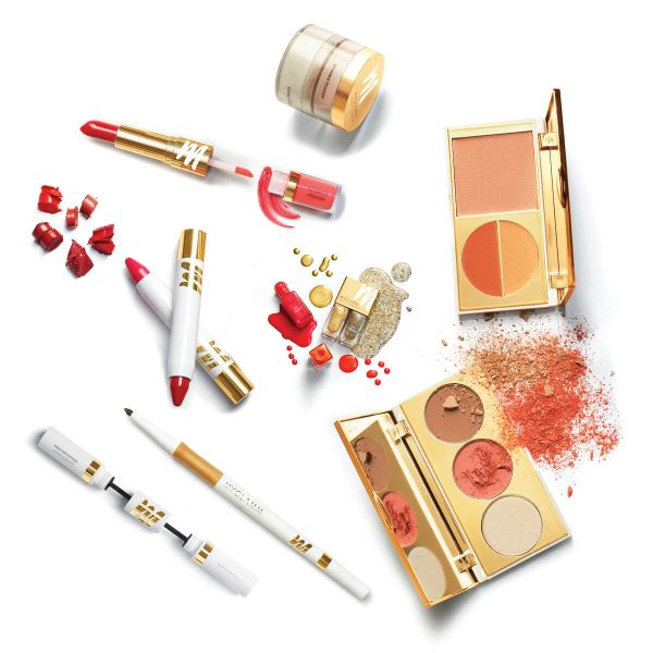 Gold Makeup Kit Collections