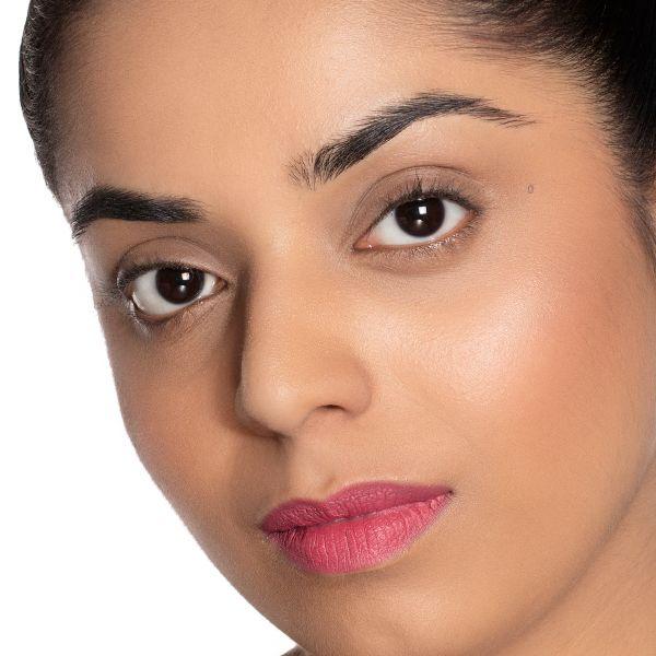 VSCO girl's makeup