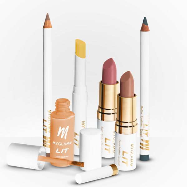 BasicBae - Lip Makeup Kit