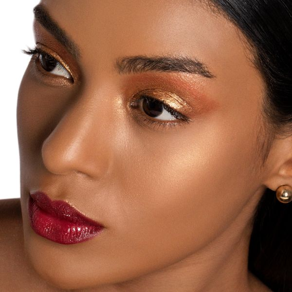 Copper Eye Makeup Look  Copper Makeup Tutorial