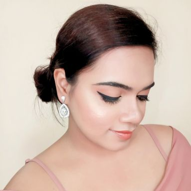 Shweta Pal's Makeup Look