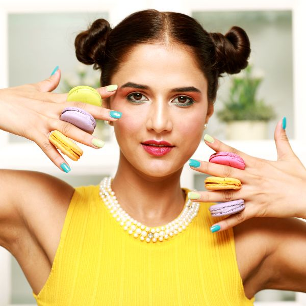 Candy Makeup Look Inspired by Shipra Khanna