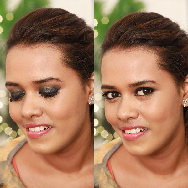 Sultry Diva Look Makeup Look
