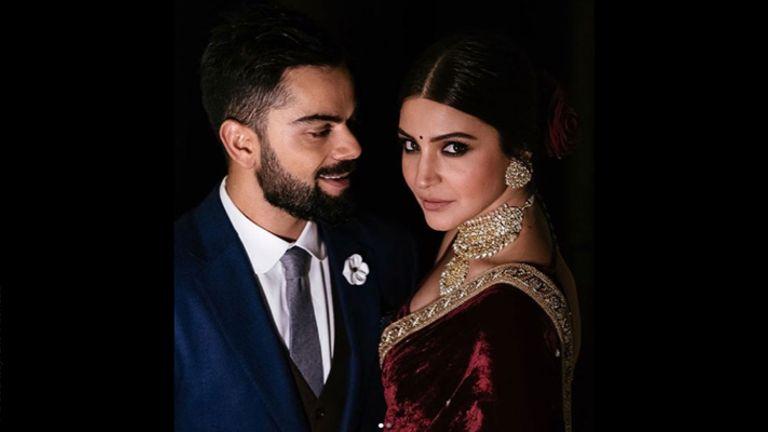 Anushka Sharma Engagement Look