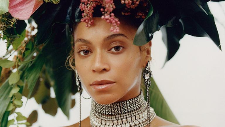 Beyonce Boy Beat Makeup Look