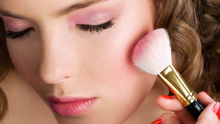 How To Apply & Use Blush For Your Face