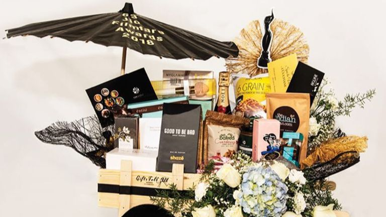 Filmfare Awards 2018 Goodie Bag