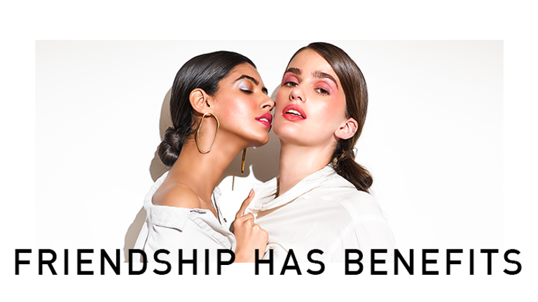This Friendship Day Refer Your Friend & Get Free Makeup Products
