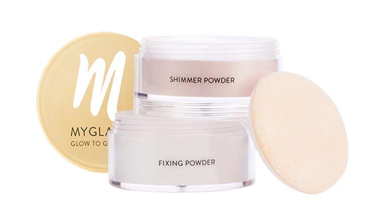 Shimmer & Fixing Powder