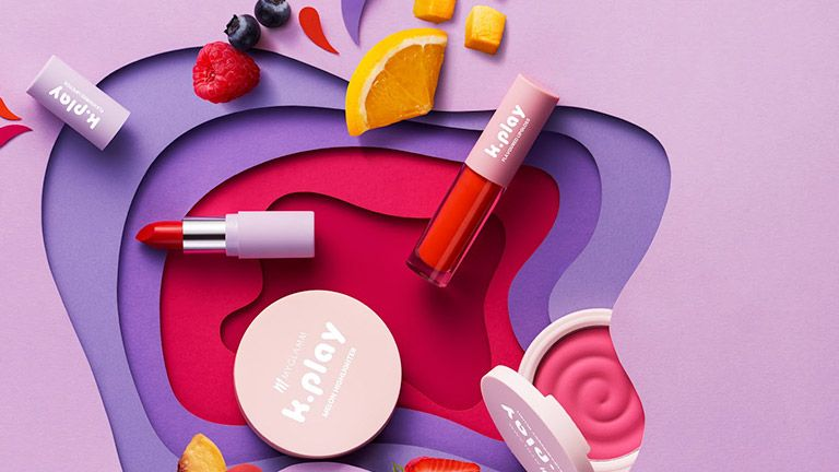 MyGlamm's K.Play Flavoured Makeup