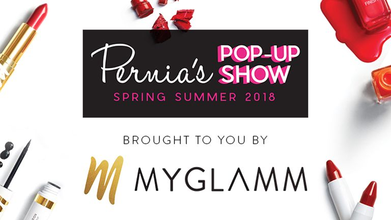 Pernia's Pop-Up Show Brought To You By MyGlamm