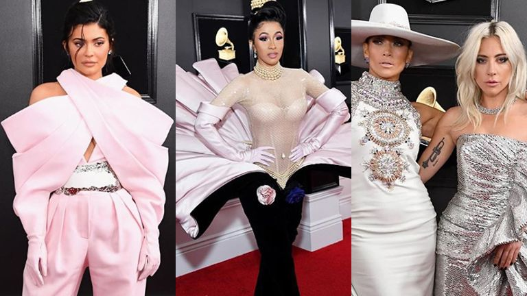 red-carpet-looks-from-the-grammy-awards-2019
