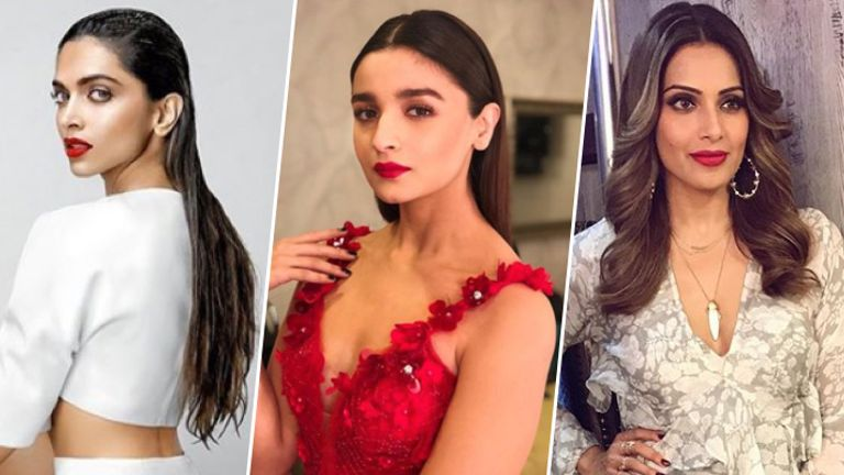 These Divas Love To Rock Red Lips