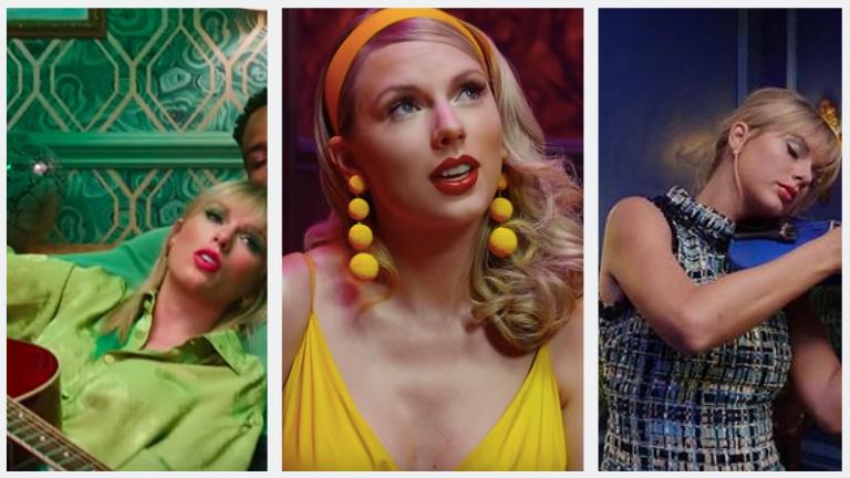 Taylor Swift's Makeup Goals