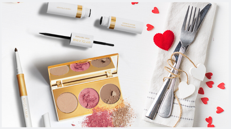 Valentine's Day Beauty Looks