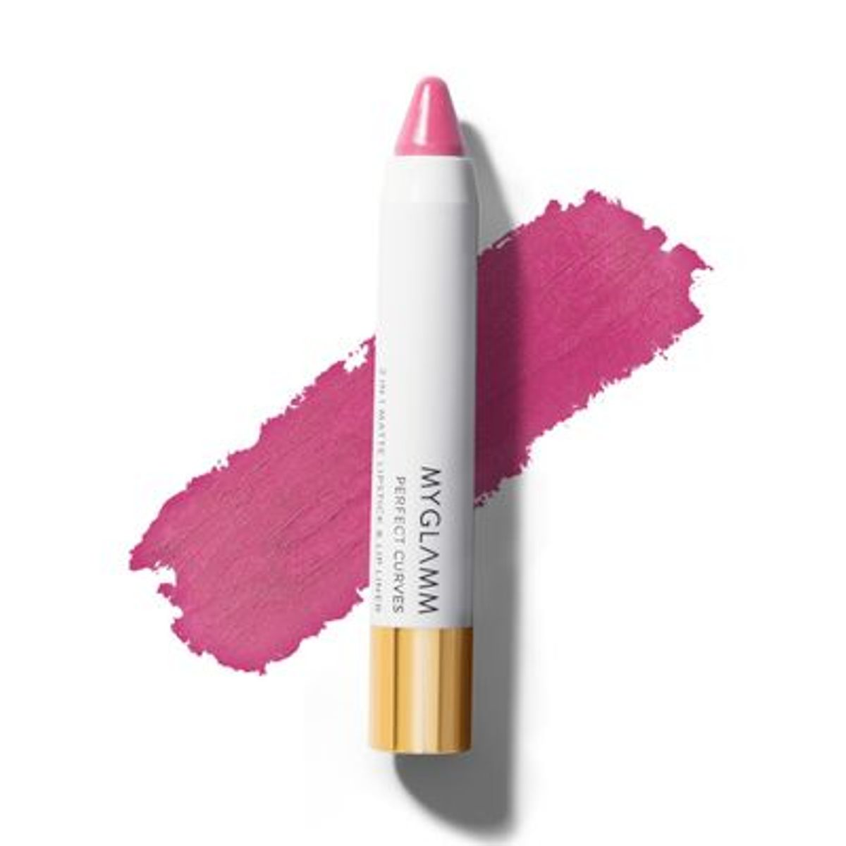 Perfect Curves - Moisturising Pink Matte Lipstick