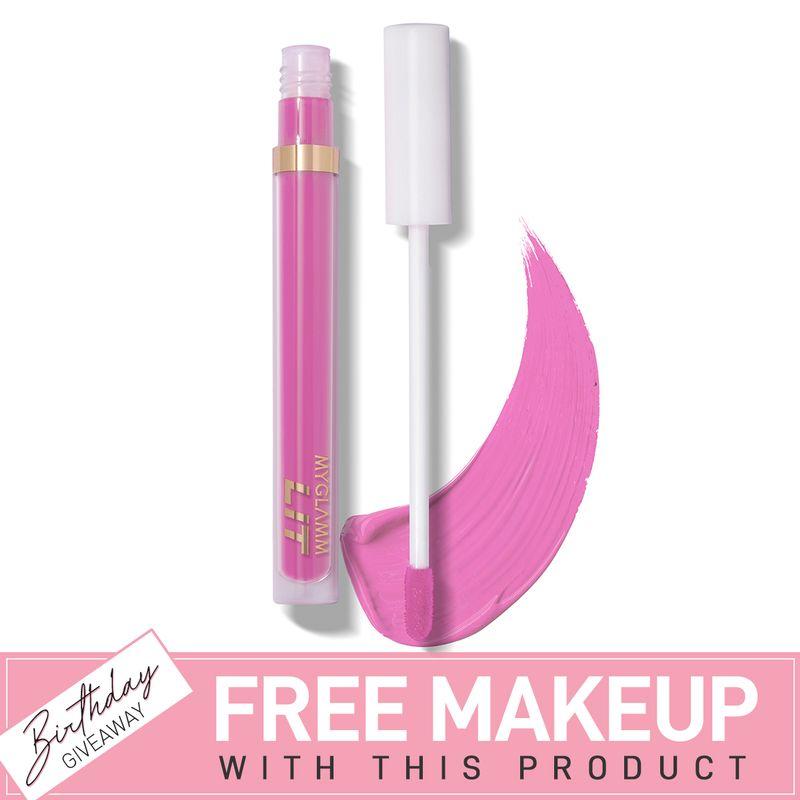 LIT Liquid Matte Lipstick - Benched