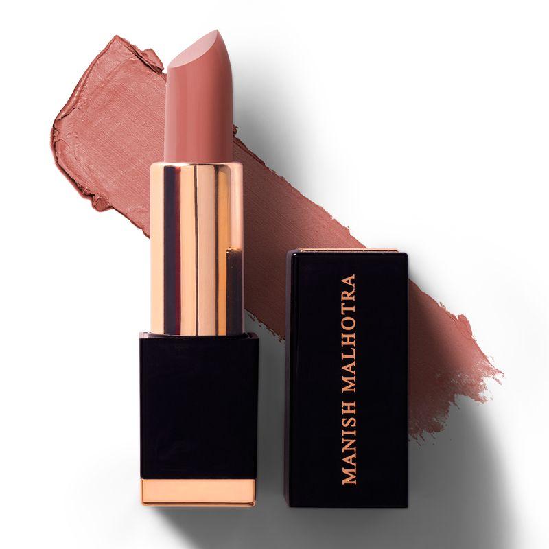 Manish Malhotra - Barely Nude High Shine Lipstick