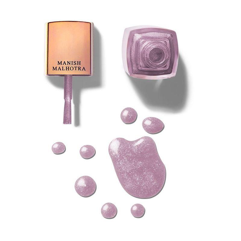 Blush-Cashmere Pink Nail Polish by Manish Malhotra