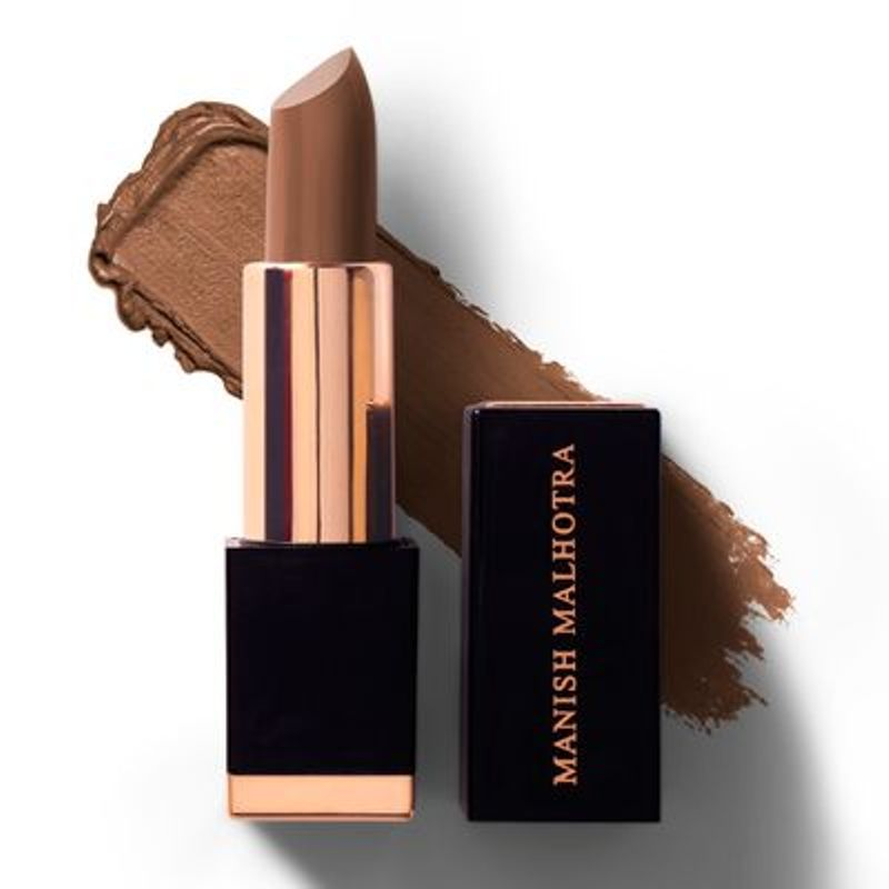 Cocoa Love - Manish Malhotra Hi-Shine Lipstick