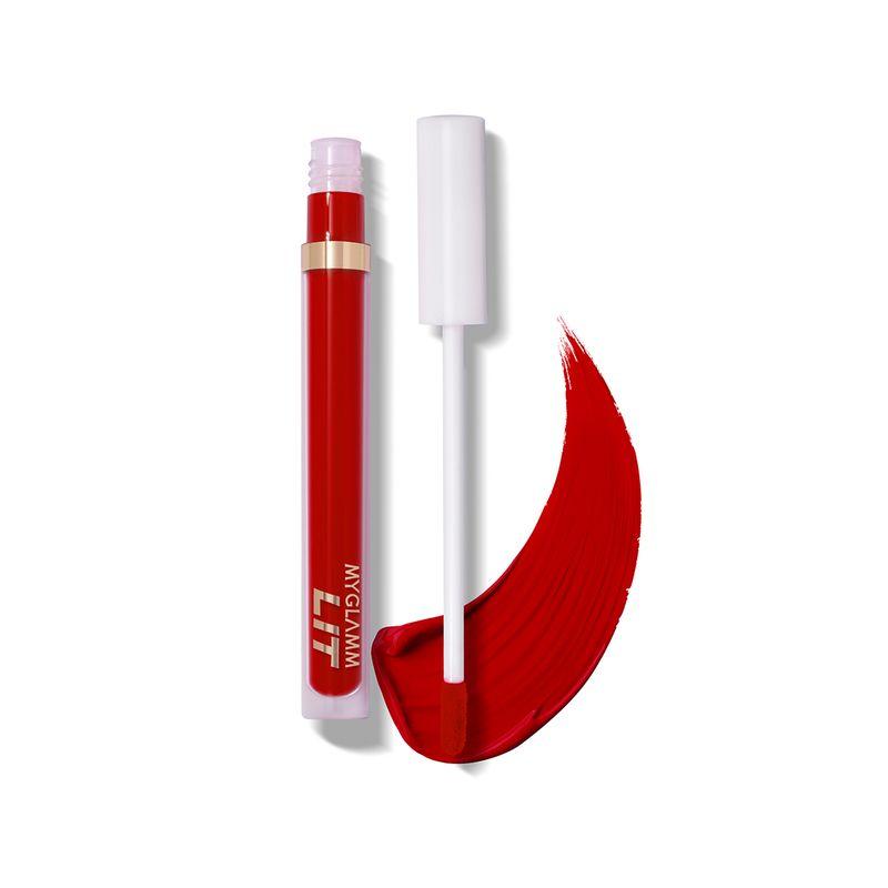 LIT Liquid Matte Lipstick - CU46