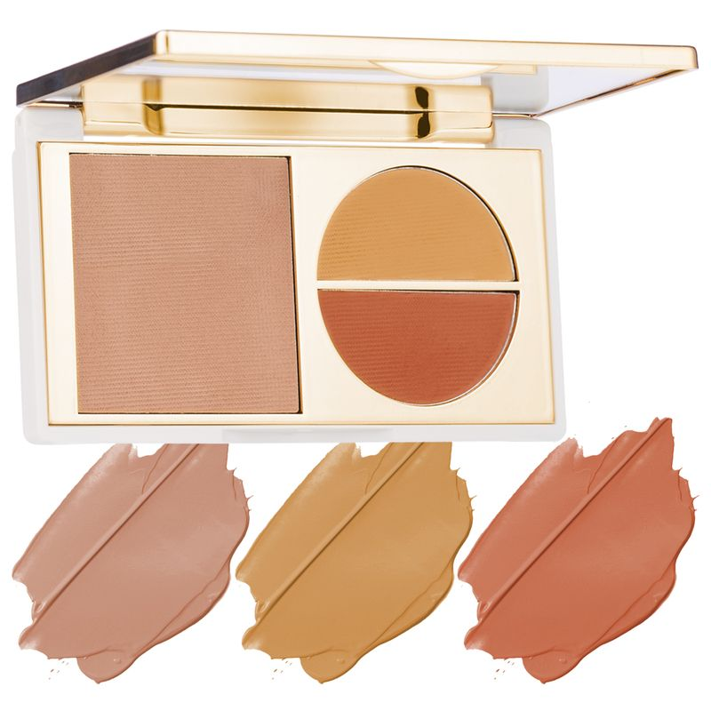 Total Makeover FF Cream - Medium Skin Tone Face Foundation & Concealer