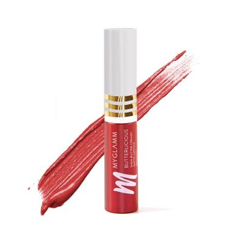 Butterlicious High Voltage -  Red Creamy Matte Lipstick