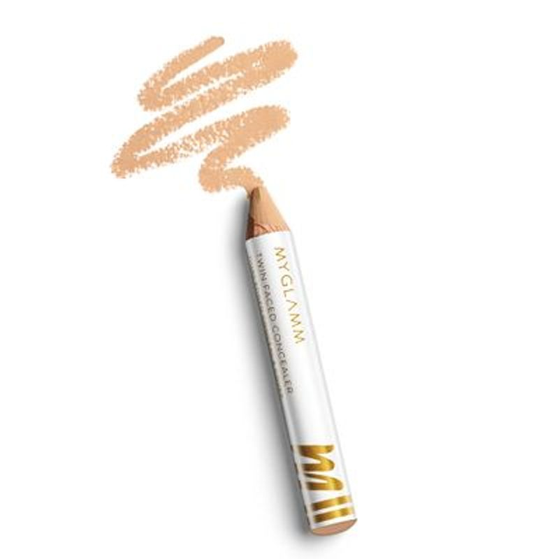 Concealer Stick - Twin Faced Concealer Frappe Light